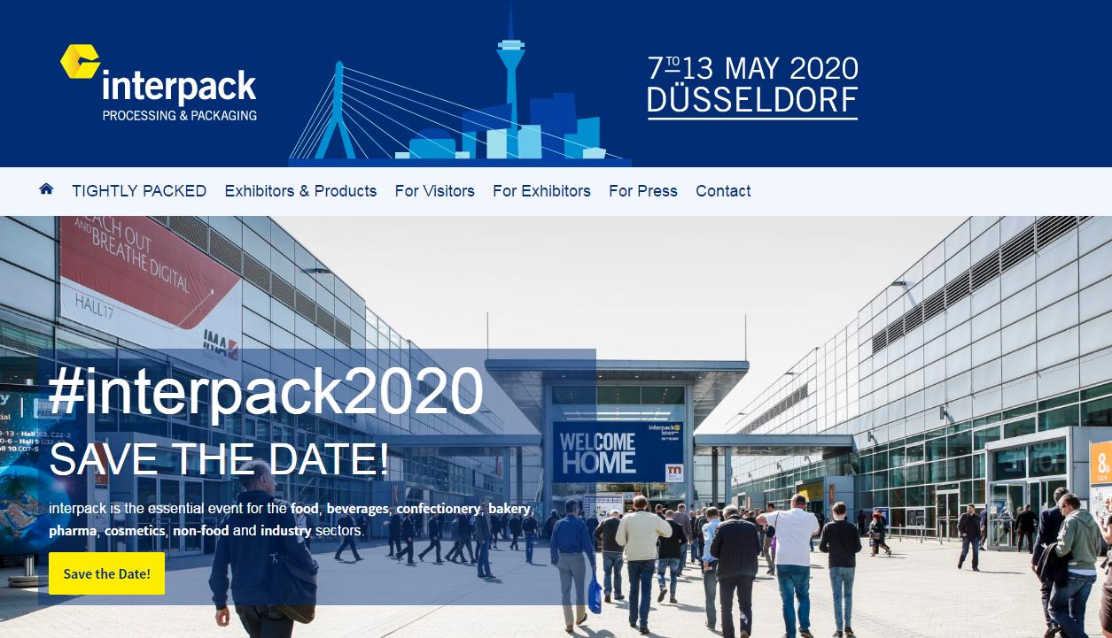 Németország Interpack 2020 kiállítás