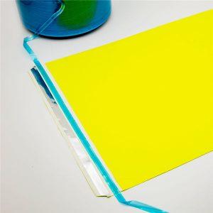 Qichang színes nyomtatás állandó tömítő szalag